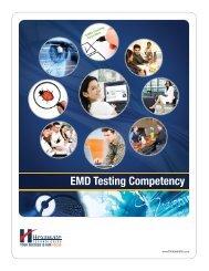 EMD Testing Competency - Hexaware