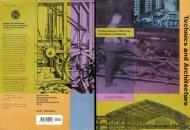 Technics and Architecture The Development of ... - third year studio