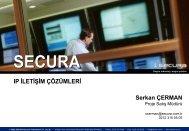 SECURA IP İletişim Çözümleri / CiscoExpo 2006