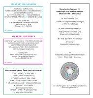 Gemeinschaftspraxis für Radiologie und Nuklearmedizin ...