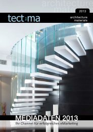 Download (PDF, 5,8 MB) - Home tectma architecture materials