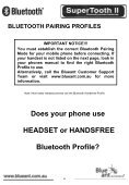 User Manual - BlueAnt Wireless - Page 6