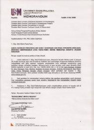 Garis Panduan Pengendalian Surat Sokongan Daripada Pemimpin ...