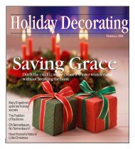 Holiday Decorating - Content That Works