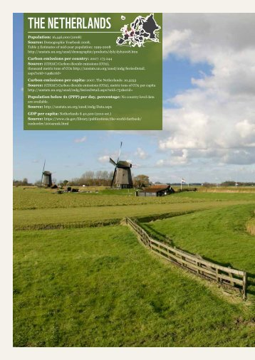 tHe NetHerLaNds - Climate Solver