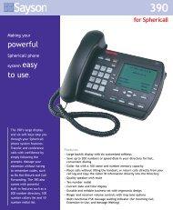 Shoretel AP100-110 text - Web Configurator - Aastra