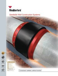 Swellable Well Construction Systems