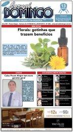 Florais: gotinhas que trazem benefícios - Jornal Domingo