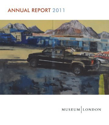 annual report 05 - Museum London