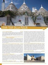 GRAN TOUR DELLA PUGLIA - Utat Viaggi