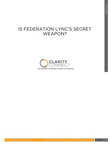 Is-Federation-Lyncs-Secret-Weapon