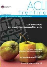 Acli Trentine NOVEMBRE 2007
