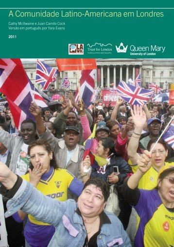 A Comunidade Latino-Americana em Londres - School of ...