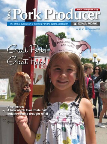 September 2012 - Iowa Pork Producers Association