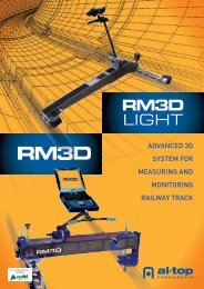 LIGHT RM3D LIGHT - Al-Top Topografía