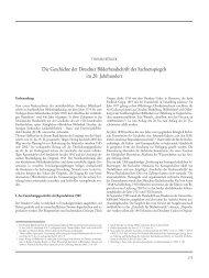 Die geschichte der Dresdner Bilderhandschrift des ... - Qucosa - SLUB