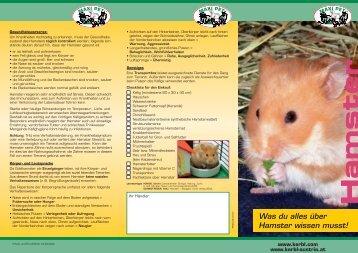 Hamster - Handwerker-Versand.de