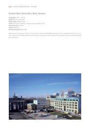 Dresdner Bank, Pariser Platz, Berlin, Germany - gmp