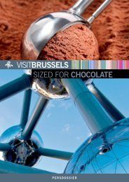 SIZED FOR CHOCOLATE - VisitBrussels
