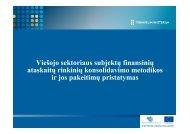 nerealizuotas pelnas/ nuostolis - Finansų ministerija