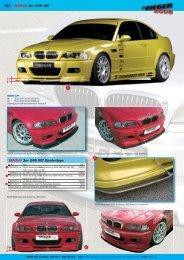 144 BMW 3er E46 M3 BMW 3er E46 M3 Spoilerlippe