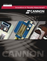 Download - Cannon Instrument Company