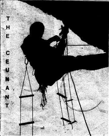 May 1971 - Ceunant Mountaineering Club