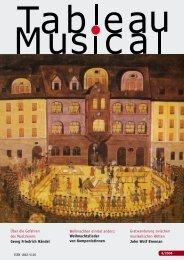 Tableau Musical 6 - Merseburger Verlag