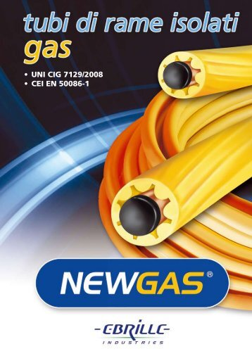 catalogo newgas in pdf