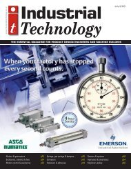 motion control - Industrial Technology Magazine
