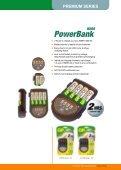 PowerBank + Rechargeable Batteries - Gold Peak Industries - Page 7
