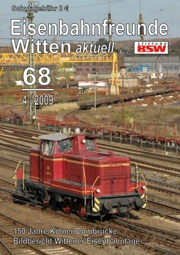 Geschichten aus Wittrup (Teil 3) - Eisenbahnfreunde Witten