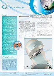 News n°6 - Chirec