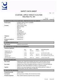 JA017047 Apple Toilet Cleaner - JBS Group
