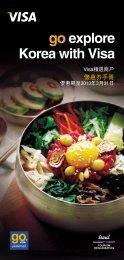 Korea 2012-13VPM booklet - Visa Asia Pacific