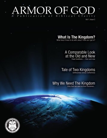 Armor of God 2 - The Church of God International