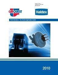HKC - Haldex Fan Clutch 2010 - CARQUEST Auto Parts