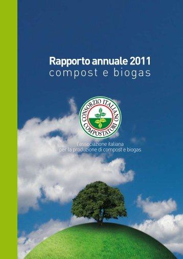 Rapporto CIC 2011 - Assobioplastiche