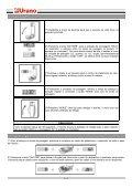 Manual da balança para cozinha UC 2 - Urano - Page 3