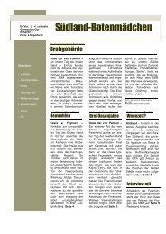 8. Ausgabe - Oase der Vier Palmen