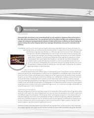 Alternative fuels - PowerBar.Com