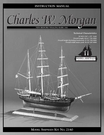 download charles morgan instruction manual