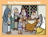 Jesus Visits Jerusalem as a Boy - TFI Online