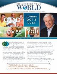 LOVES YOU - Dr. David Jeremiah