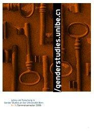 5 Jahre IZFG (pdf, 1.0 MB) - Interdisziplinäres Zentrum für ...