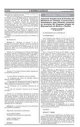 Cuadernillo de Normas Legales - Ministerio de Vivienda ...