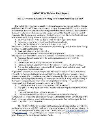 portfolio examination essay Comprehensive examination  comprehensive portfolio and examination  this part of the examination is a 25-35 page essay of publishable quality written in.