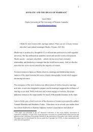 Konkatsu & the ideals of marriage - Asian Studies Association of ...