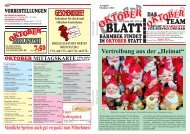 Oktober (Ausgabe 102) - Cafe Oktober Barmbek