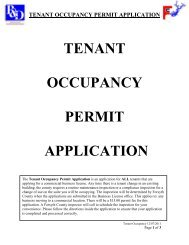 tenant occupancy permit application - Forsyth County Government